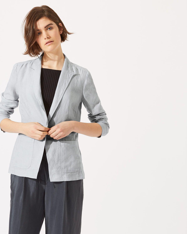 Louisiana Linen Jacket