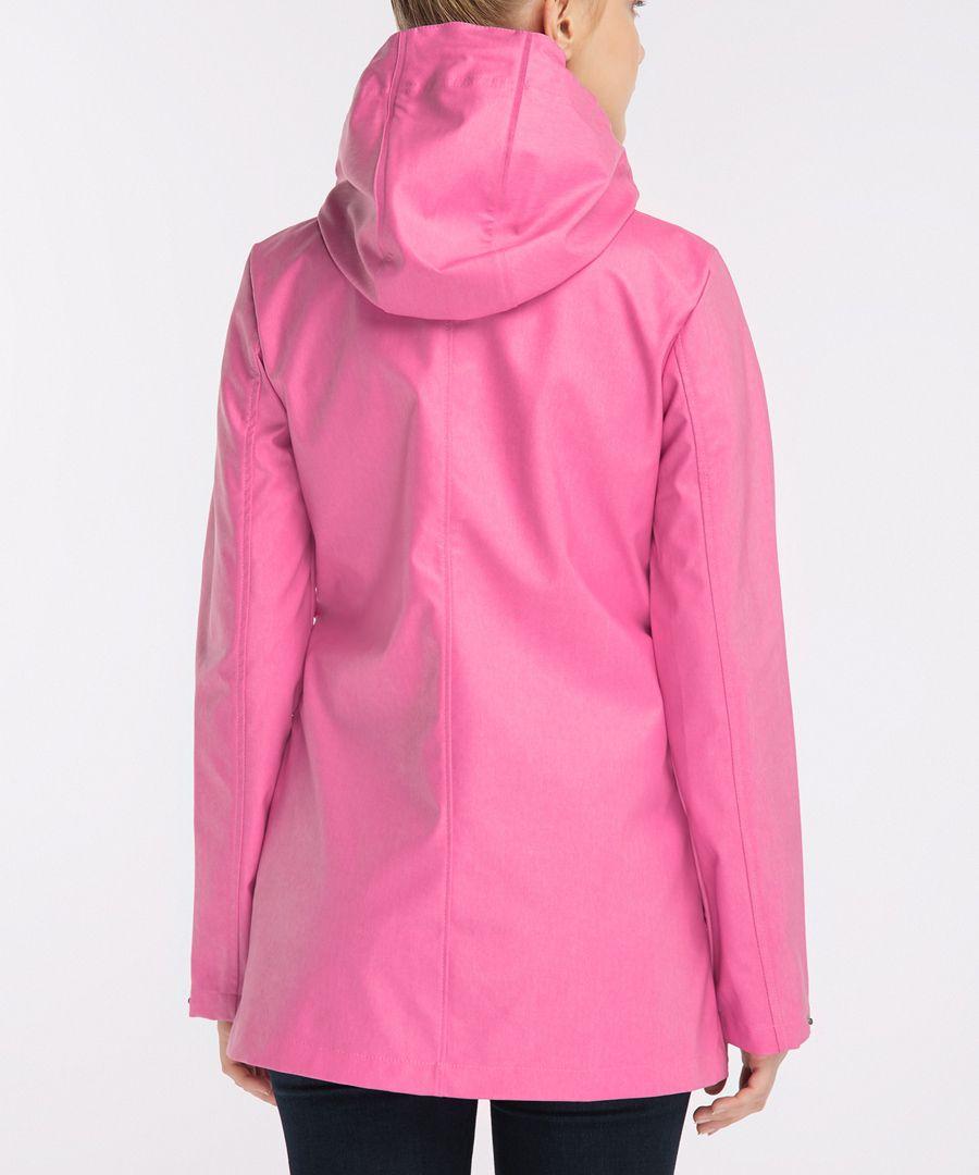 Pink anorak