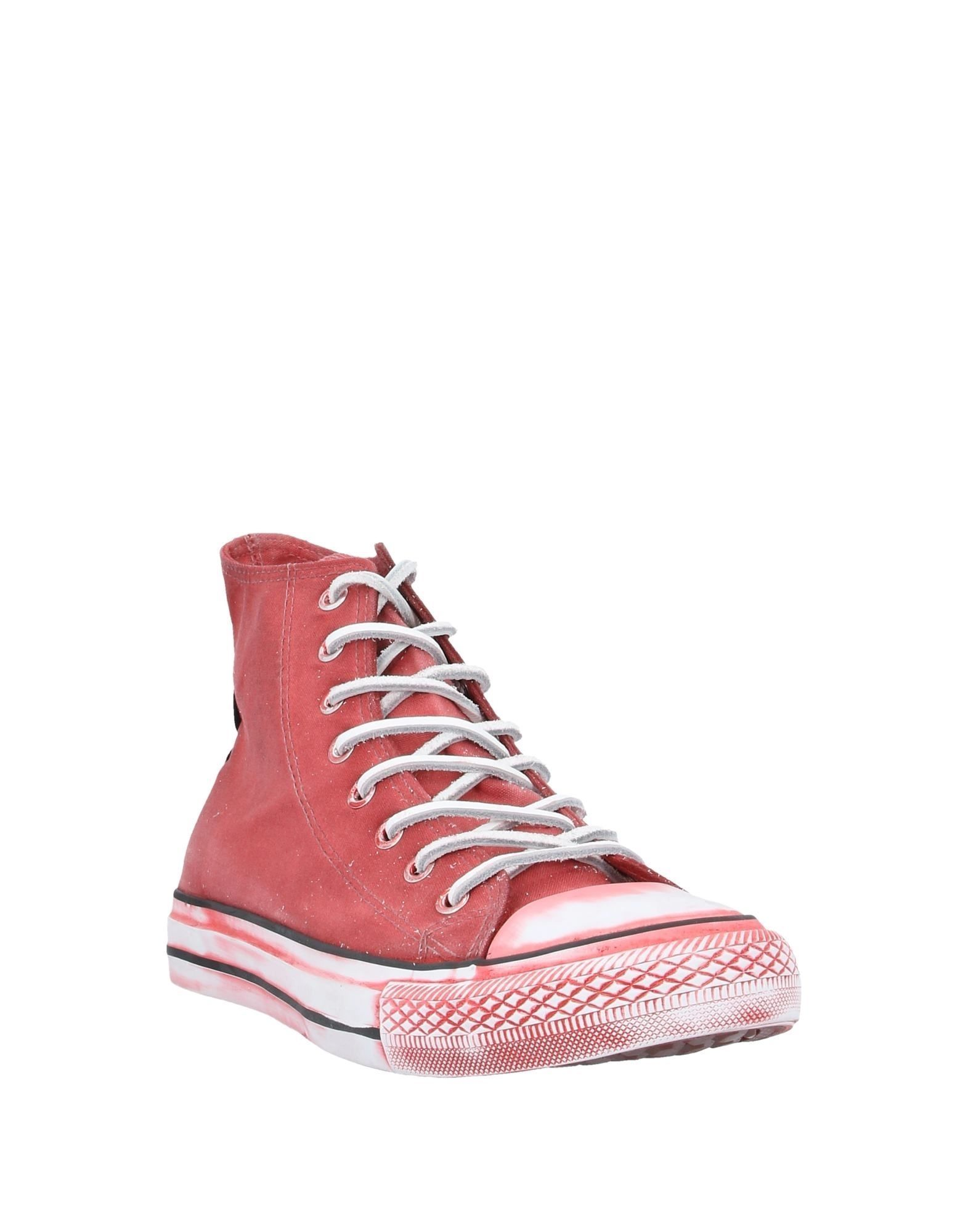 Cafenoir Red Sneakers