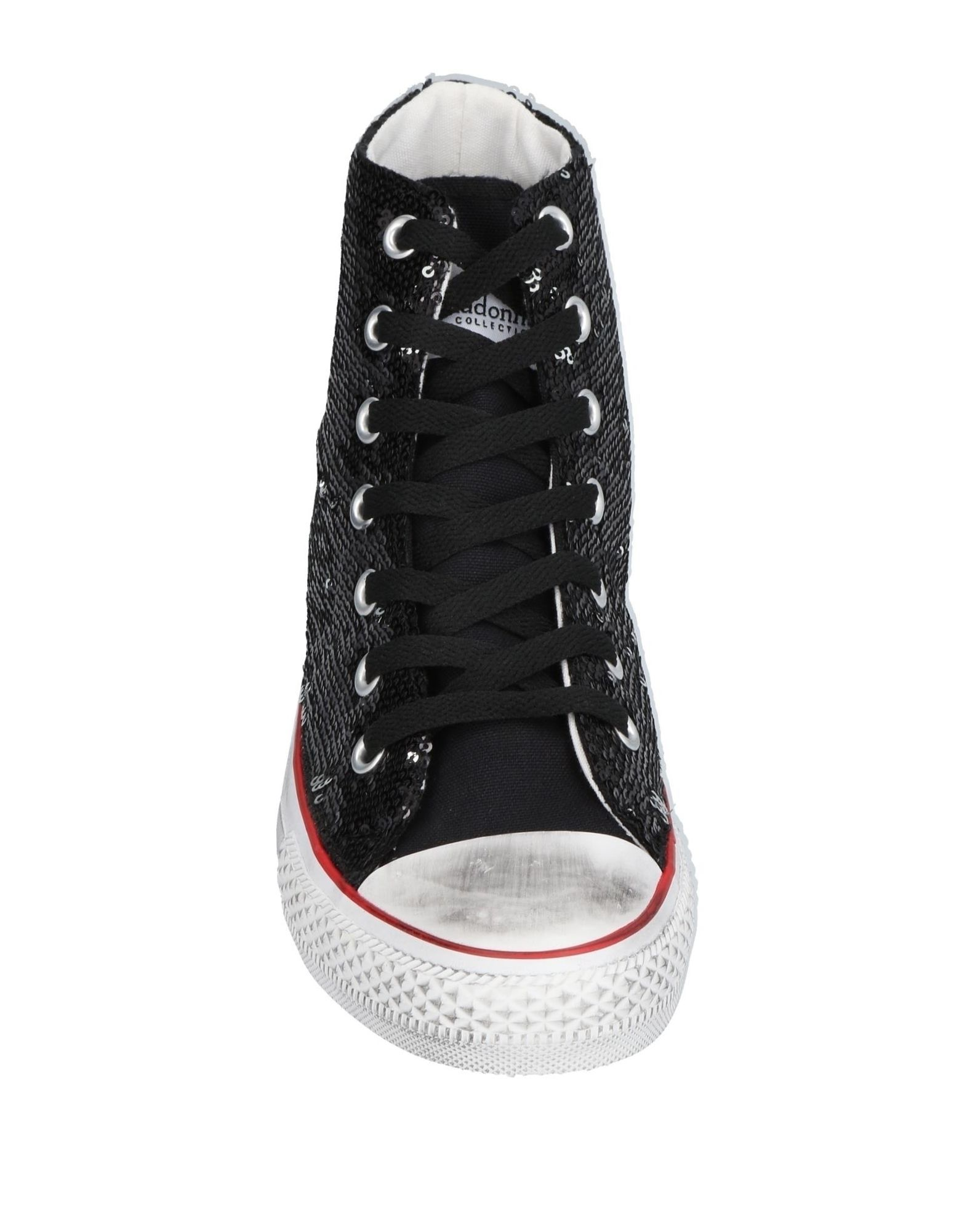 Primadonna Black High Top Sneakers