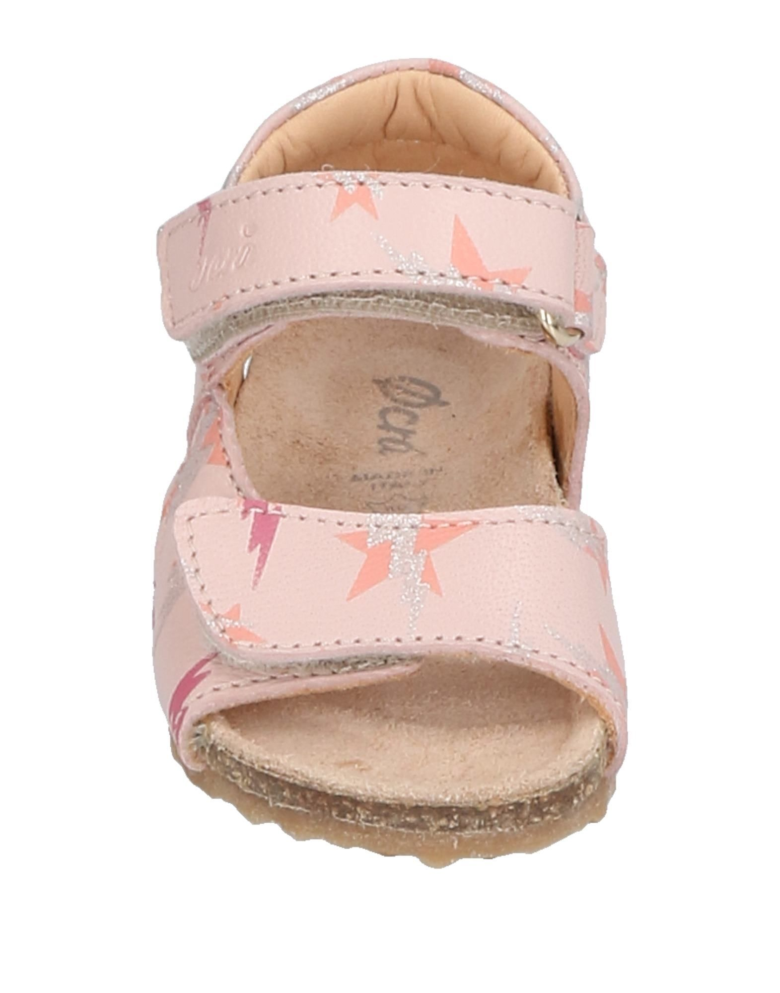 FOOTWEAR Ocra Pink Girl Leather