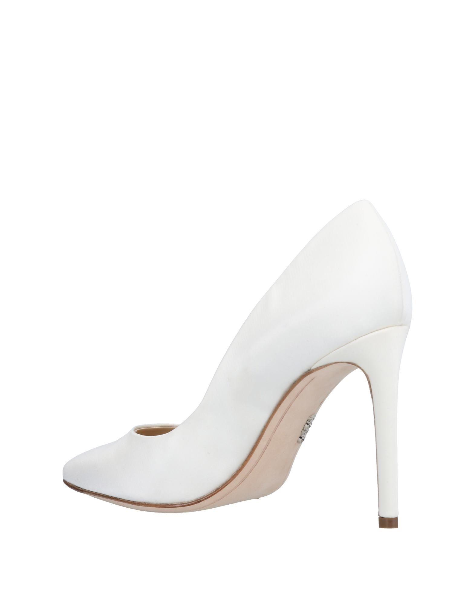Rodo Ivory Court Shoe Heels