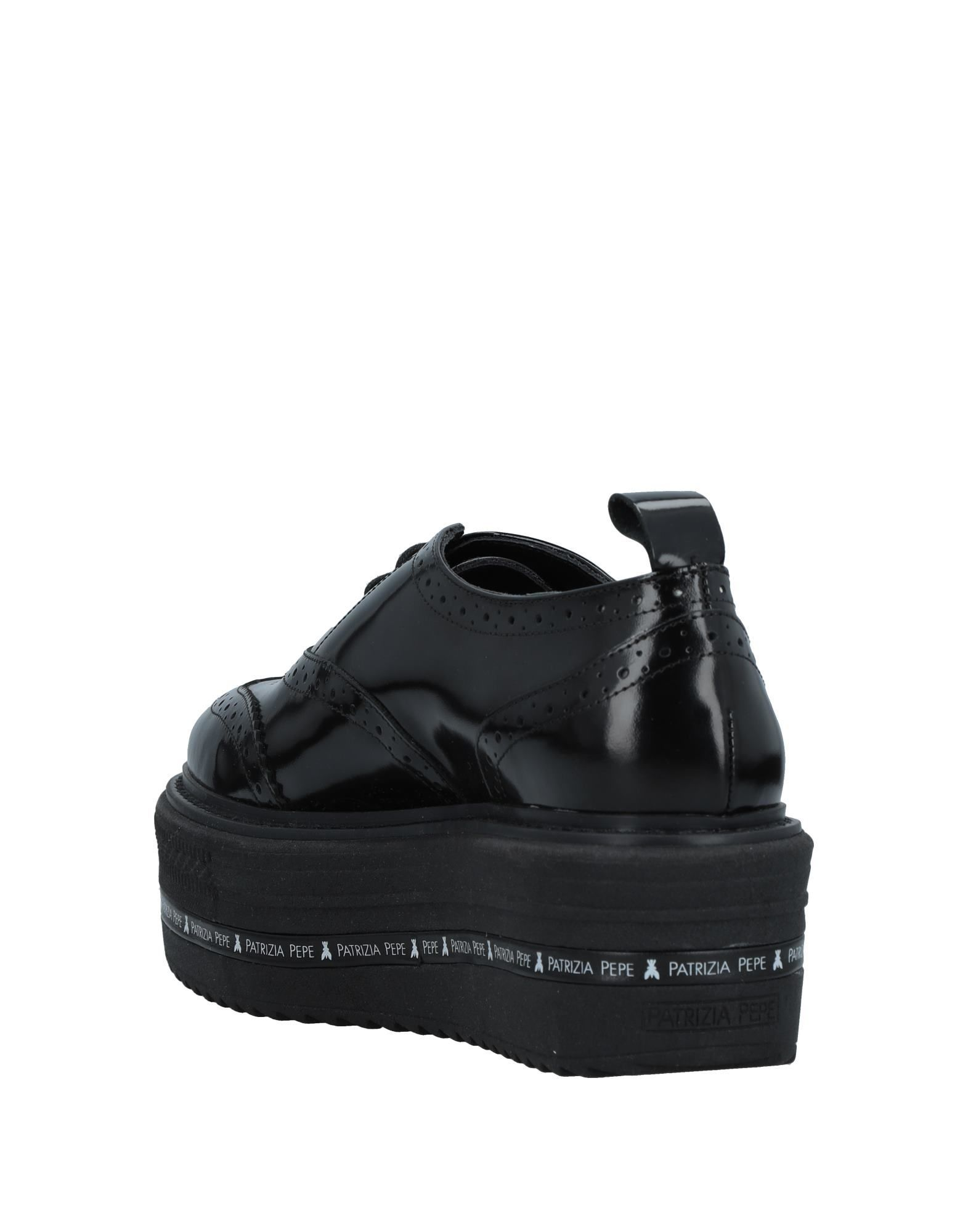 FOOTWEAR Patrizia Pepe Black Woman Leather
