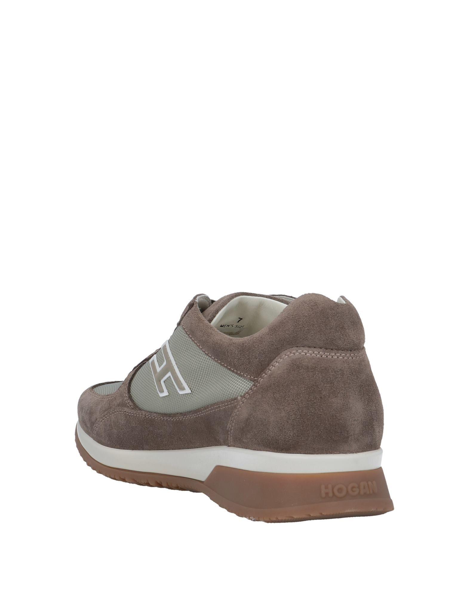 Hogan Khaki Sneakers