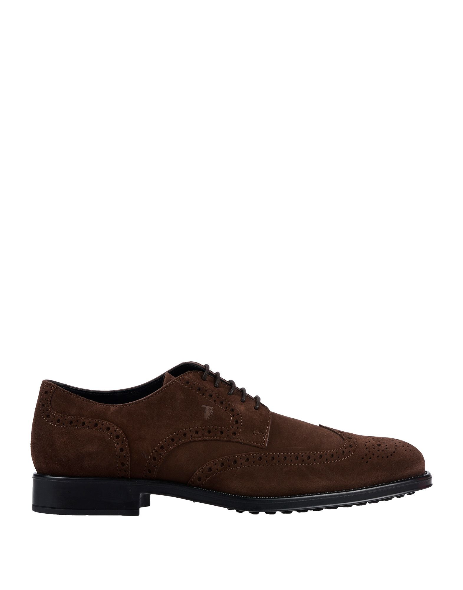 Tod's Cocoa Leather Shoes