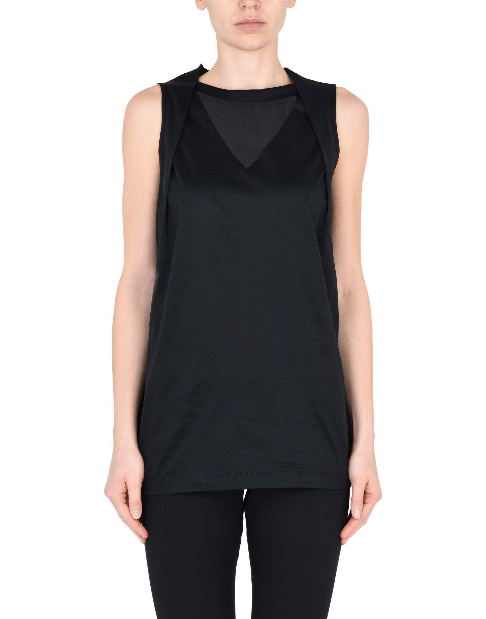 Nike Black Cotton Top