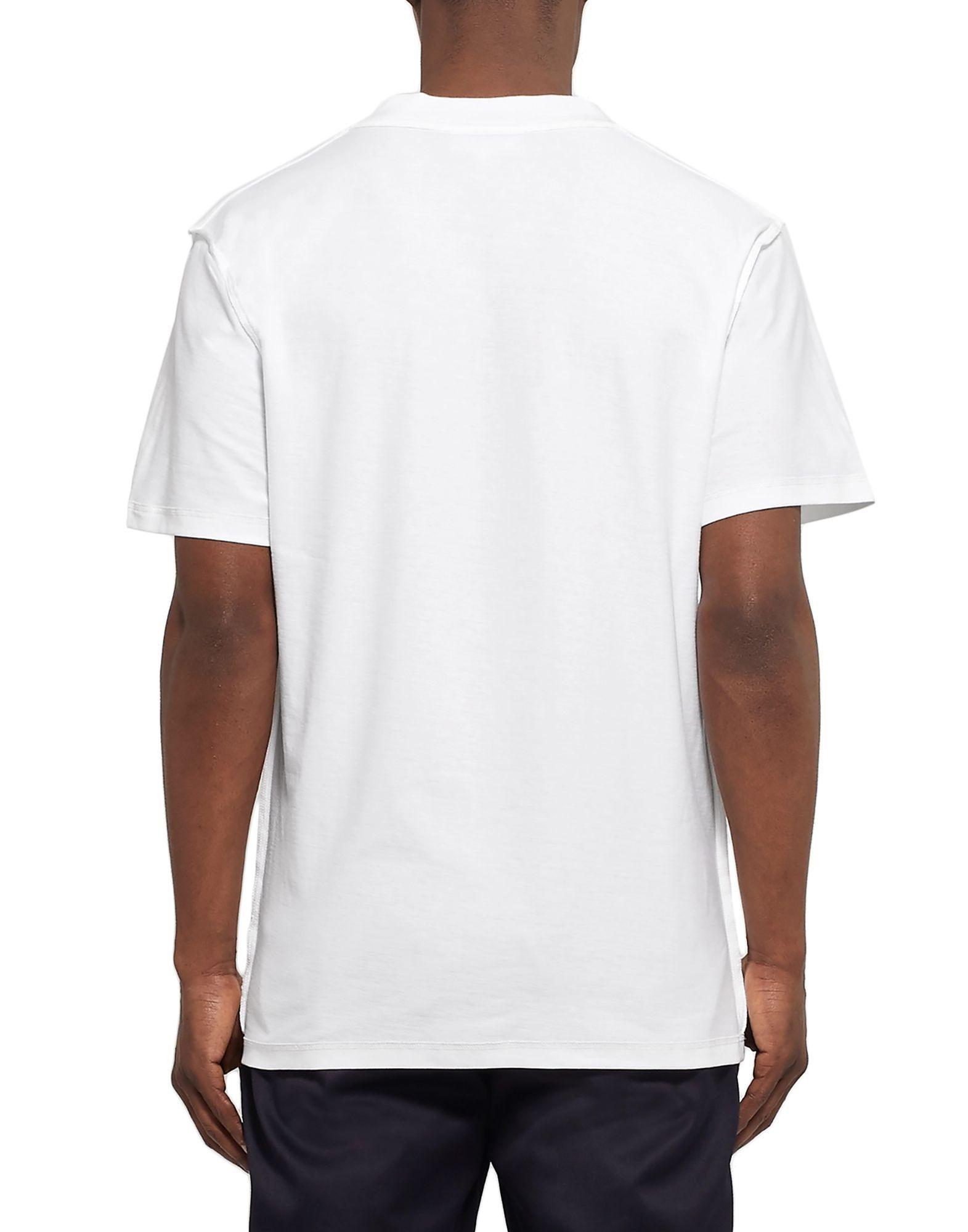 Public School White Cotton T-shirts