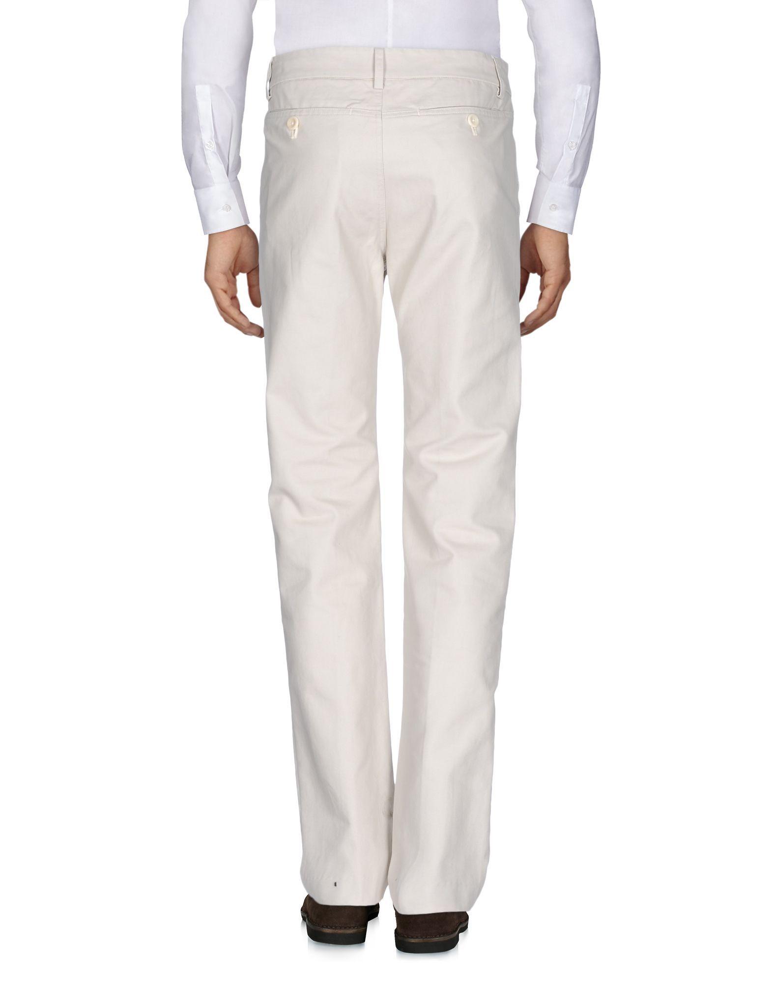 F.S.C. Freemans Sporting Club Sand Cotton Pantaloni