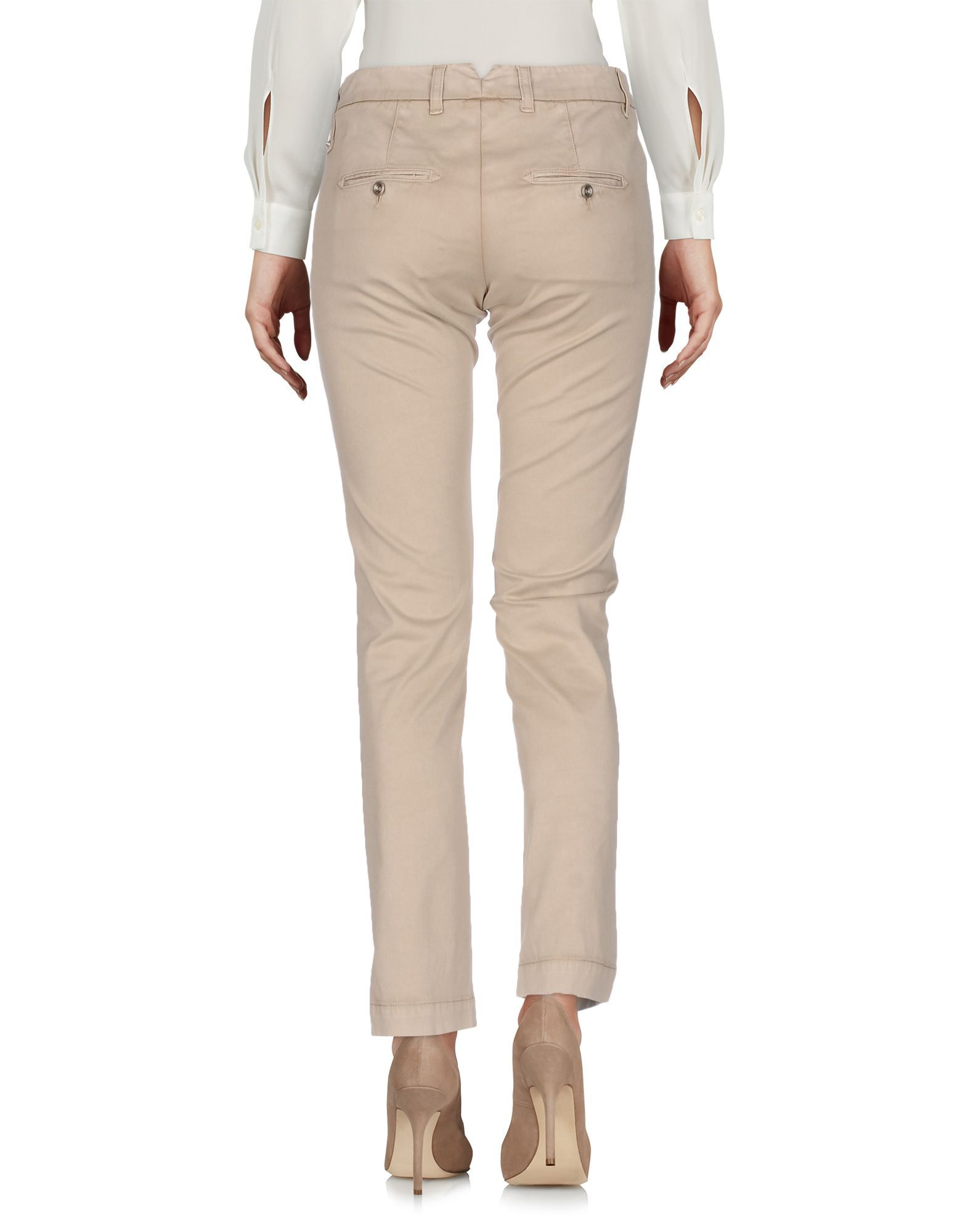 TROUSERS Cycle Beige Woman Cotton