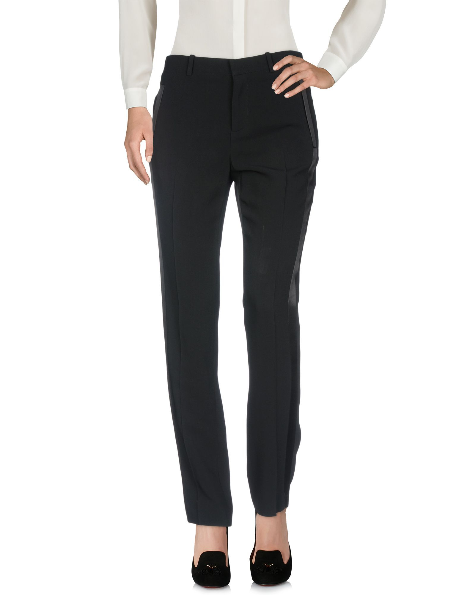 Givenchy Black Tailored Trousers