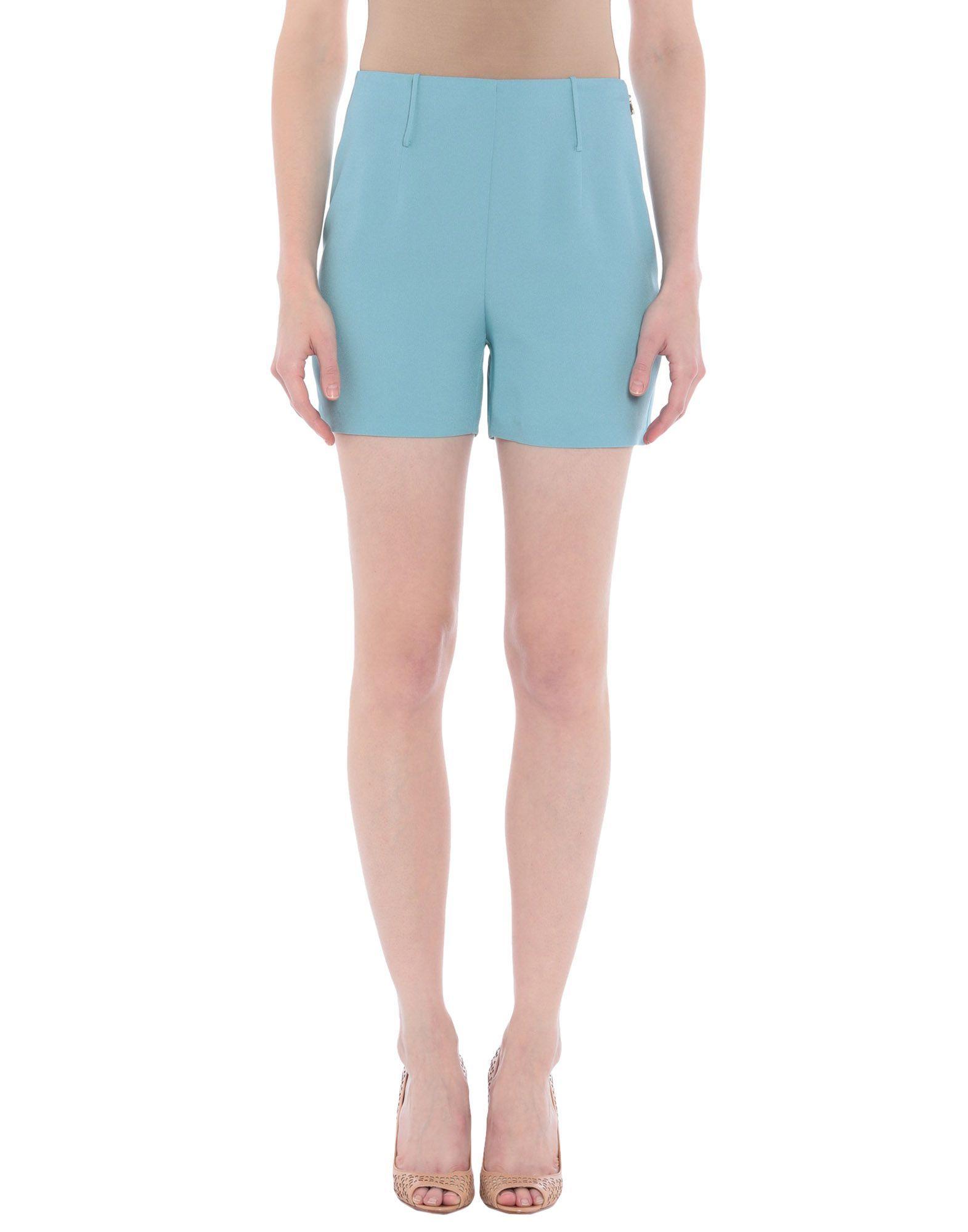 Patrizia Pepe Sera Sky Blue Shorts