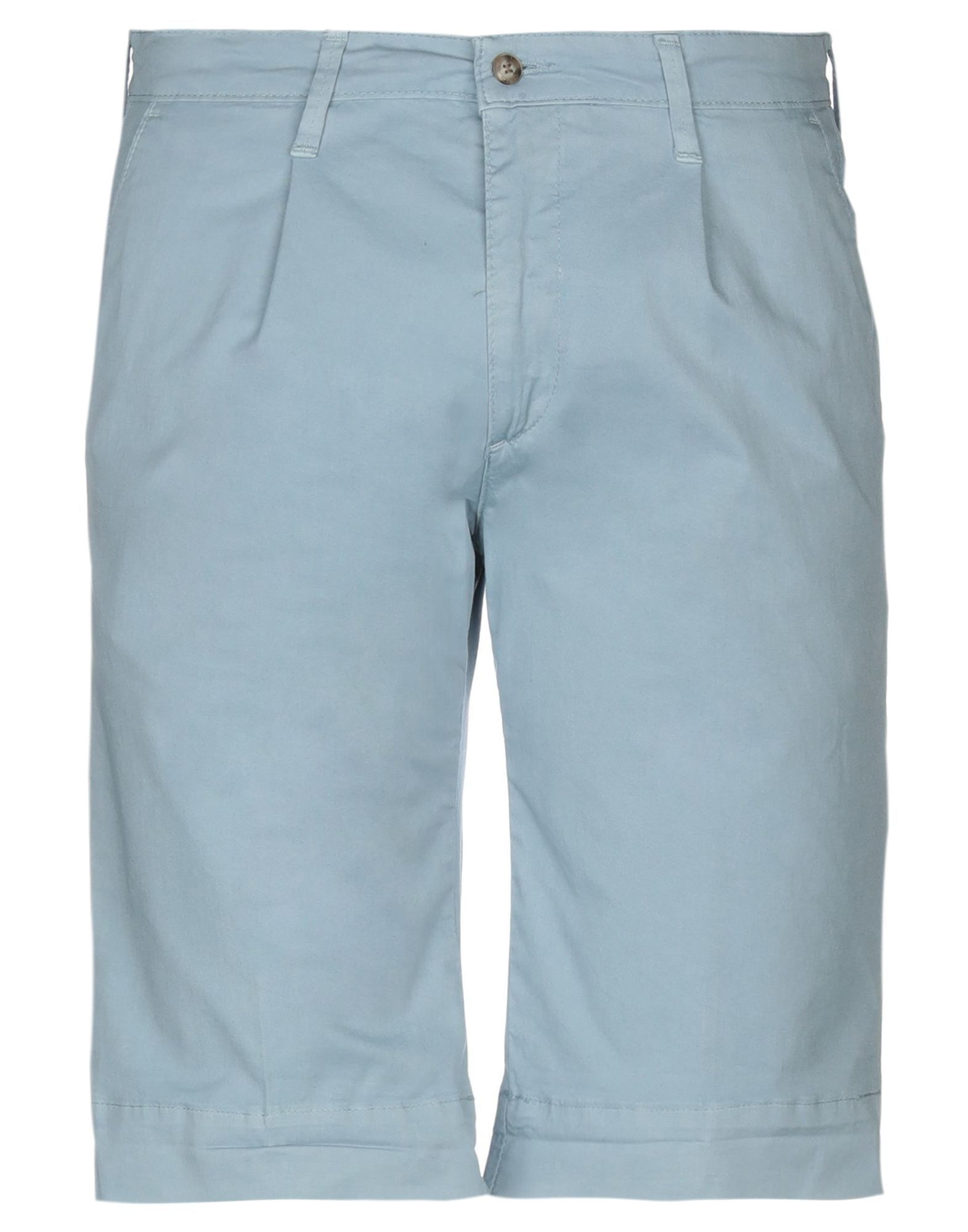 Briglia 1949 Sky Blue Cotton Shorts