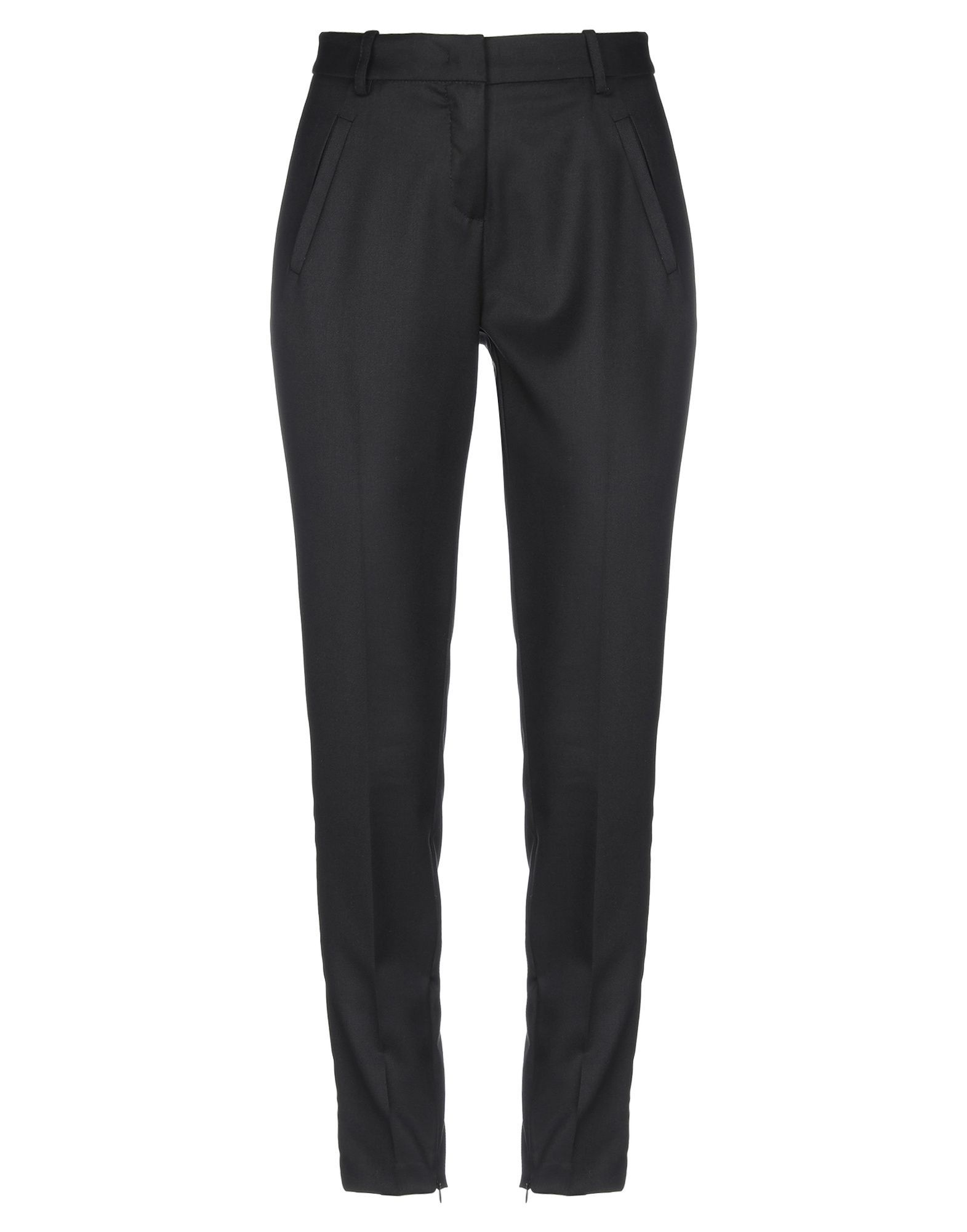 Kaos Black Tapered Trousers
