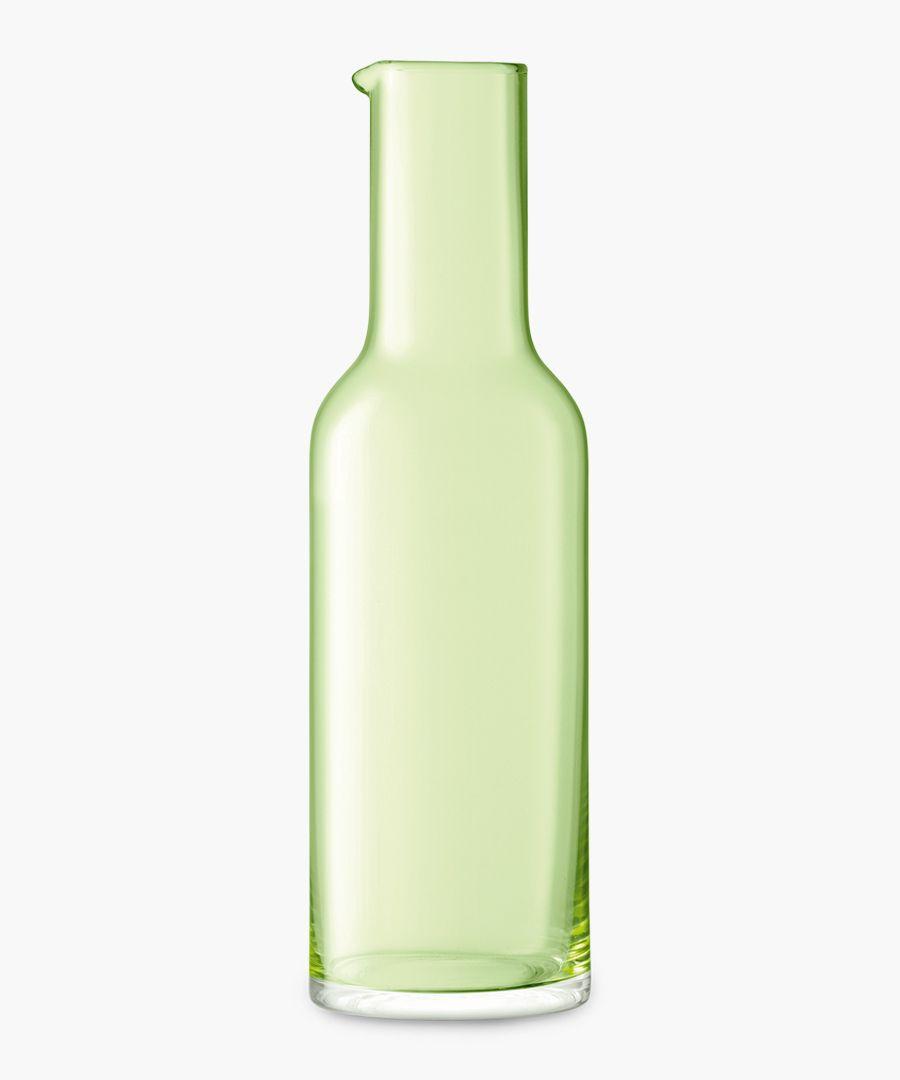 Pale lime carafe 1.2L