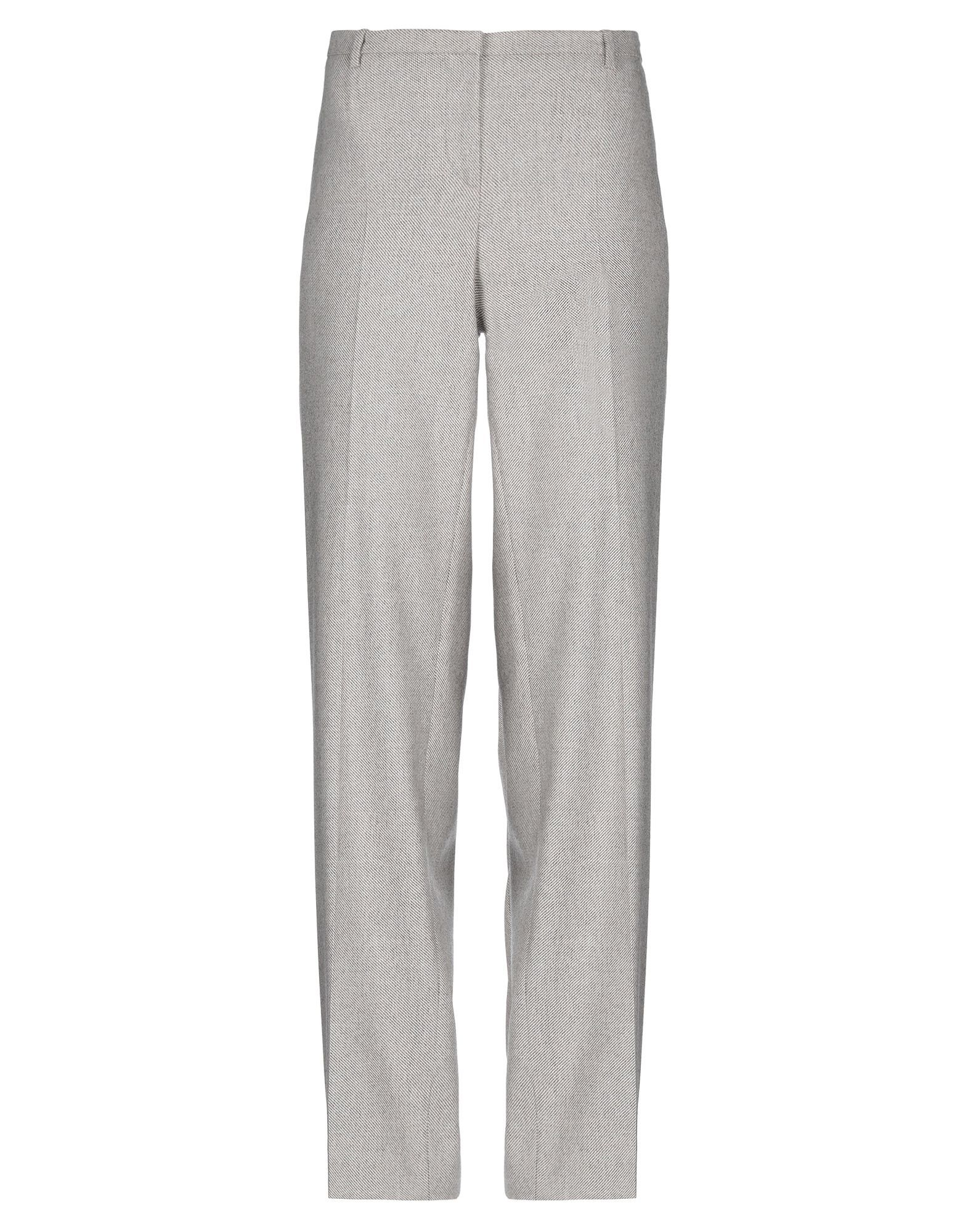 Boss Hugo Boss Beige Virgin Wool Trousers