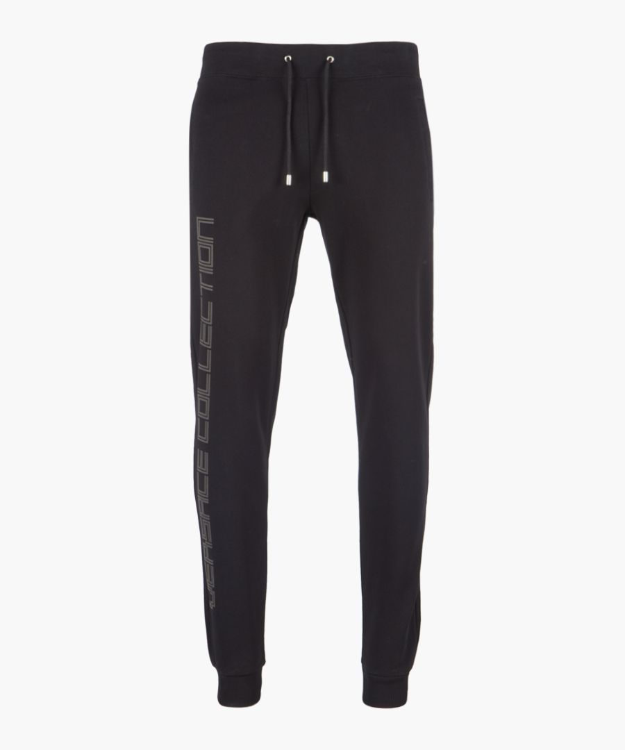 Versace collection trousers black