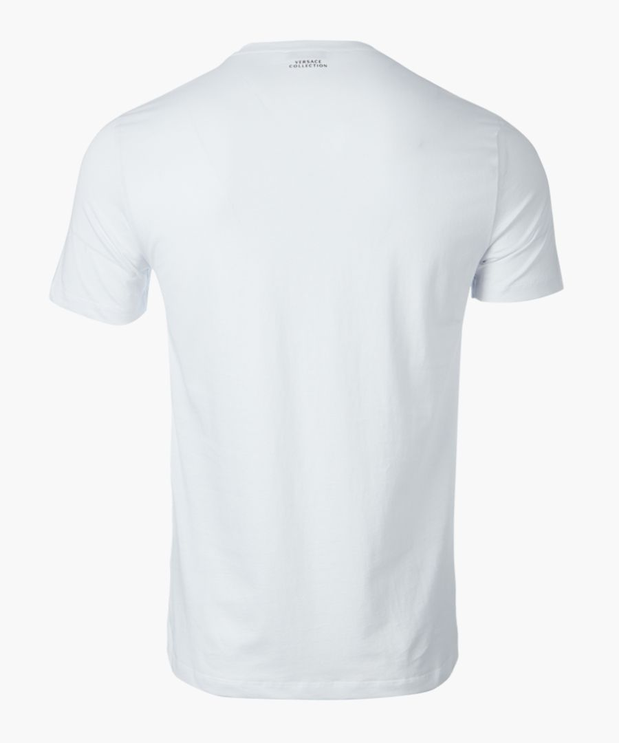 White medusa T-shirt