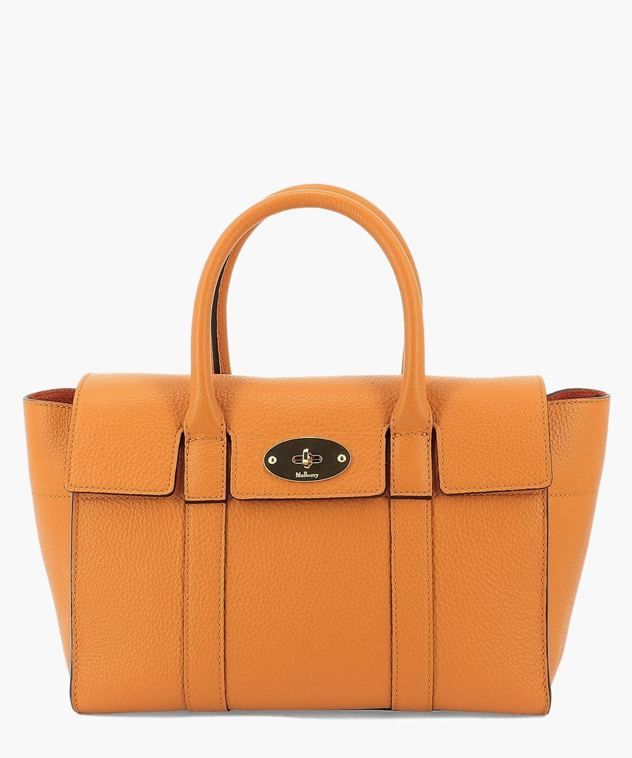 Bayswater autumn gold-tone shopper