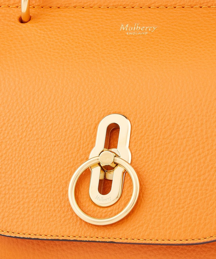 Amberly Autumn gold-tone crossbody