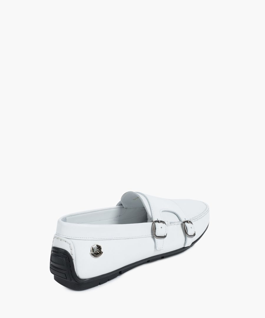 Coliha leather loafers