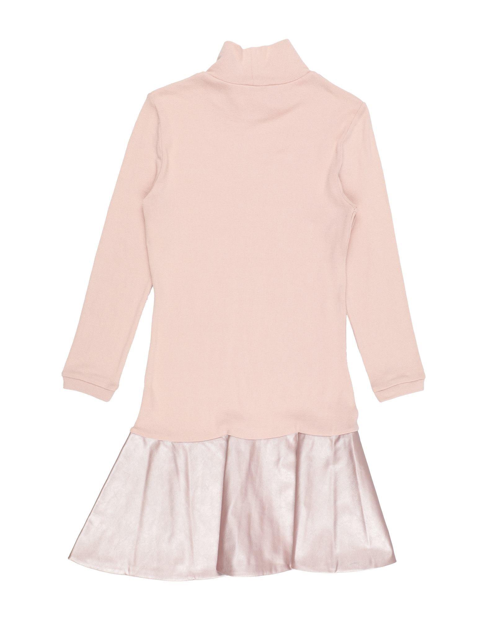 DRESSES Miss Grant Pink Girl Viscose