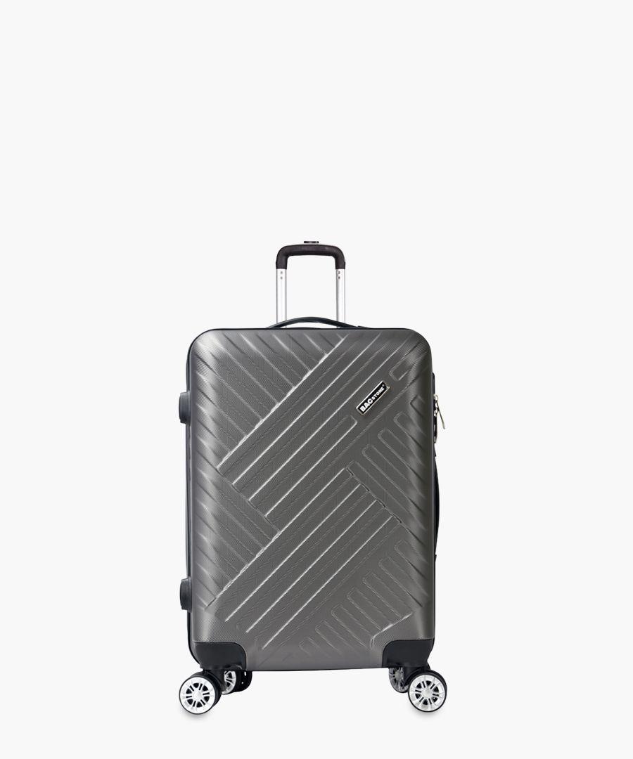 Bagstone black suitcase