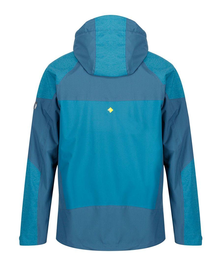 Sea waterproof shell coat