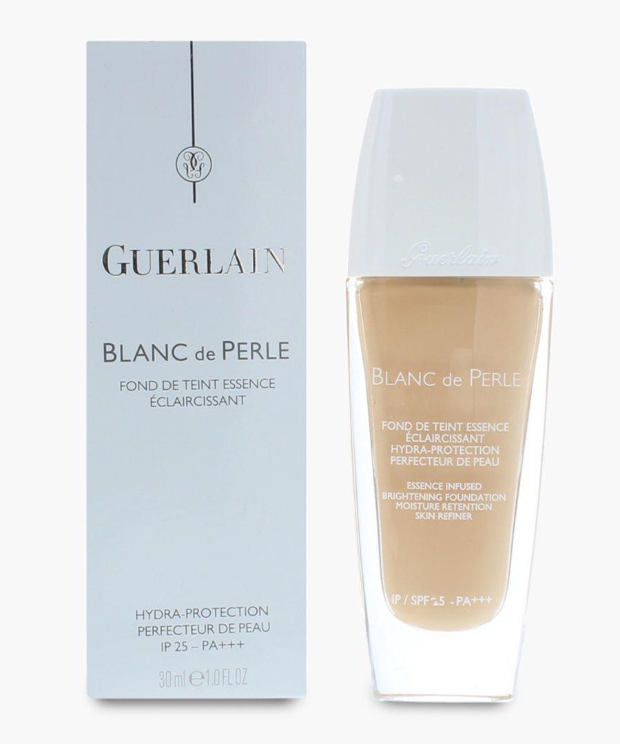 Blanc De Perle ambre fluid foundation 30ml