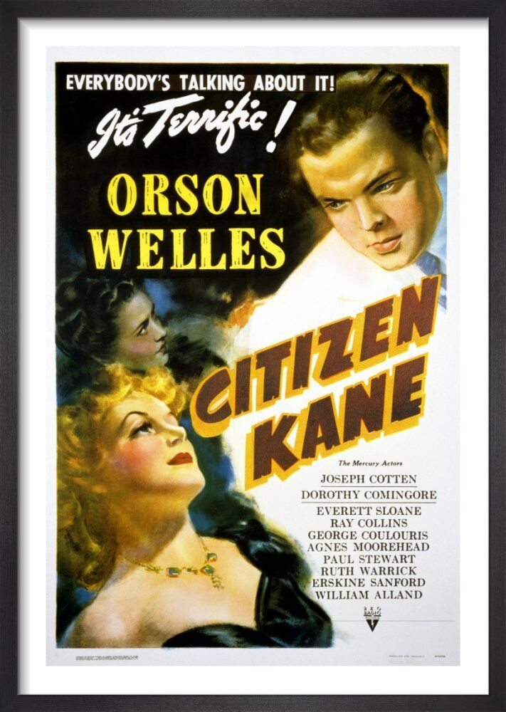 Citizen Kane by Cinema Greats