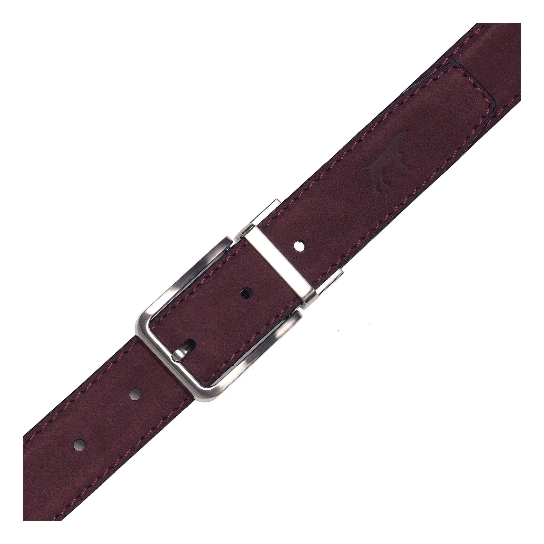 Castellanisimos Leather and Adjustable Belt for Men