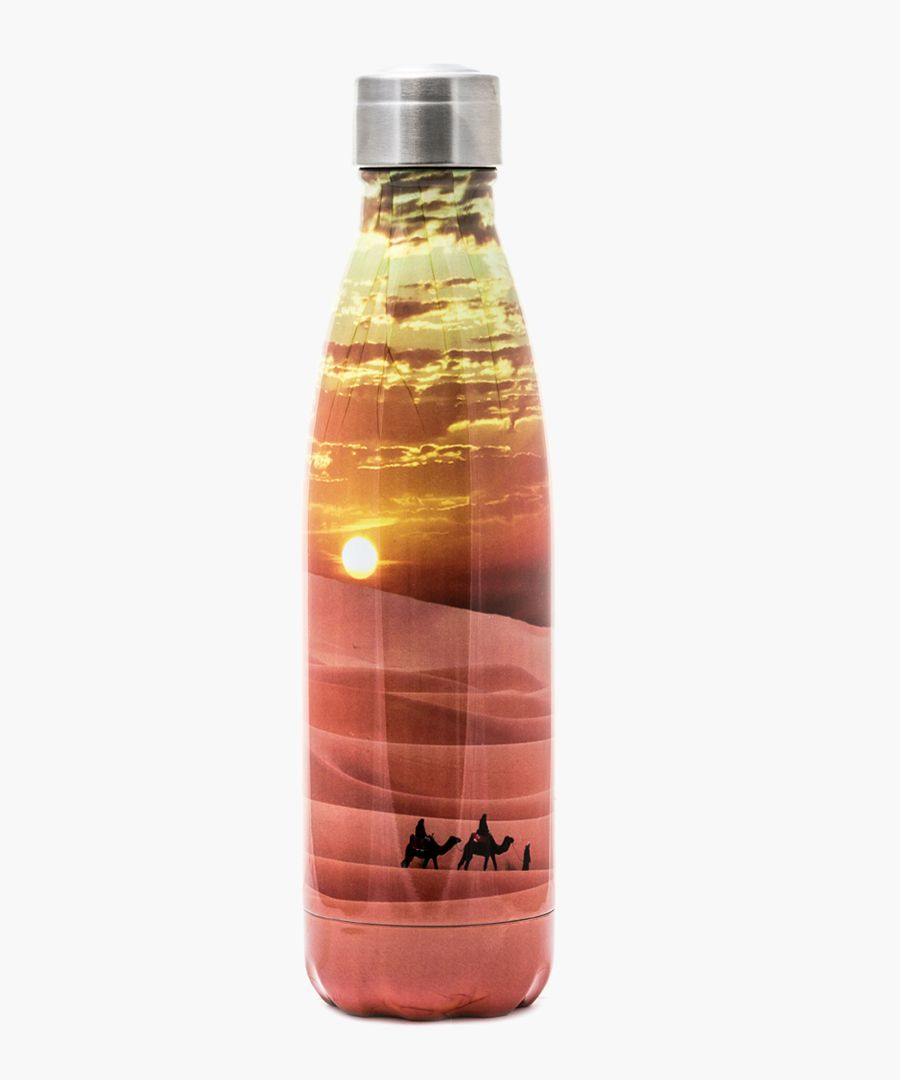 Bouteille 500ml Bottle Dessert Pattern