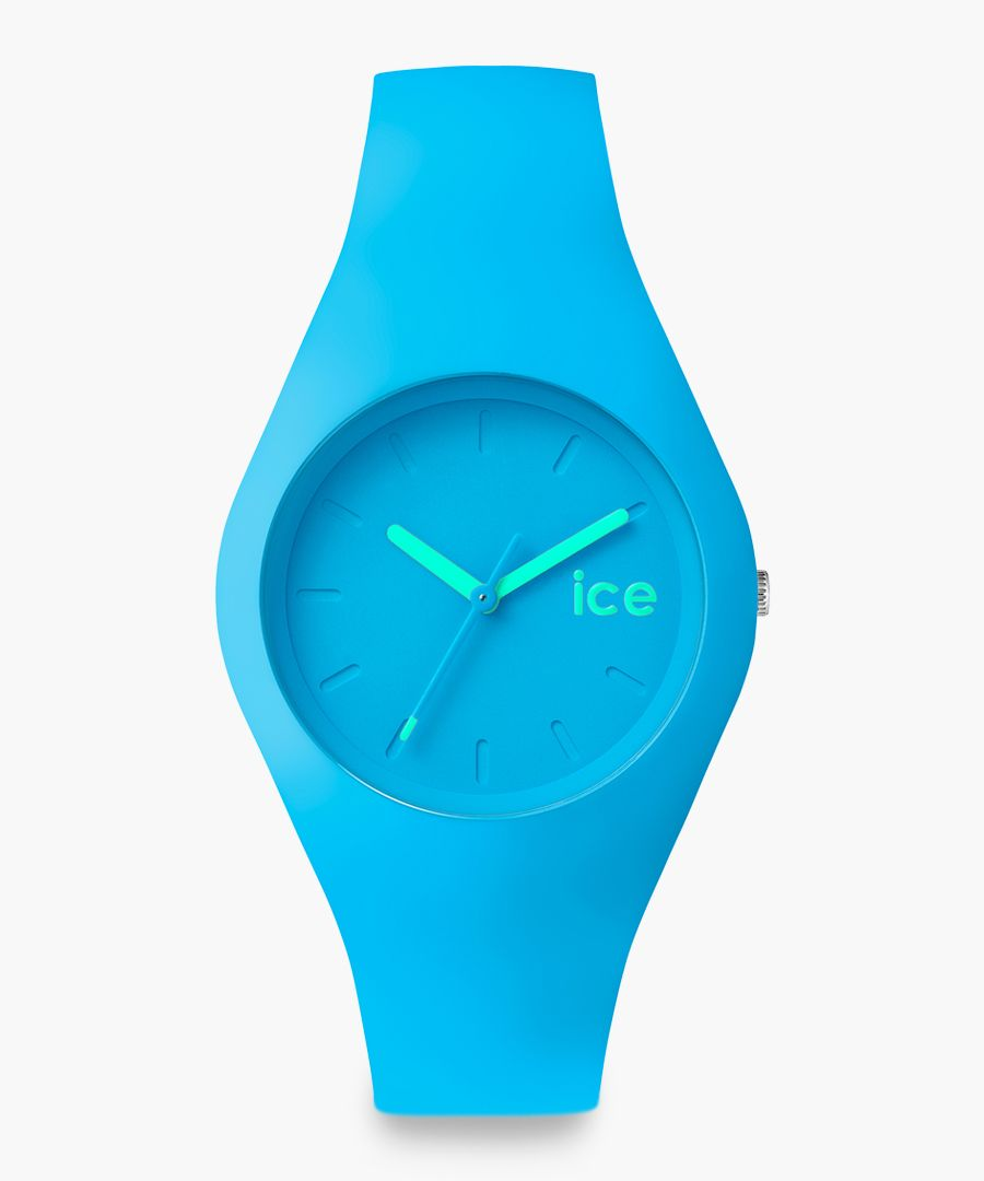 Blue medium watch