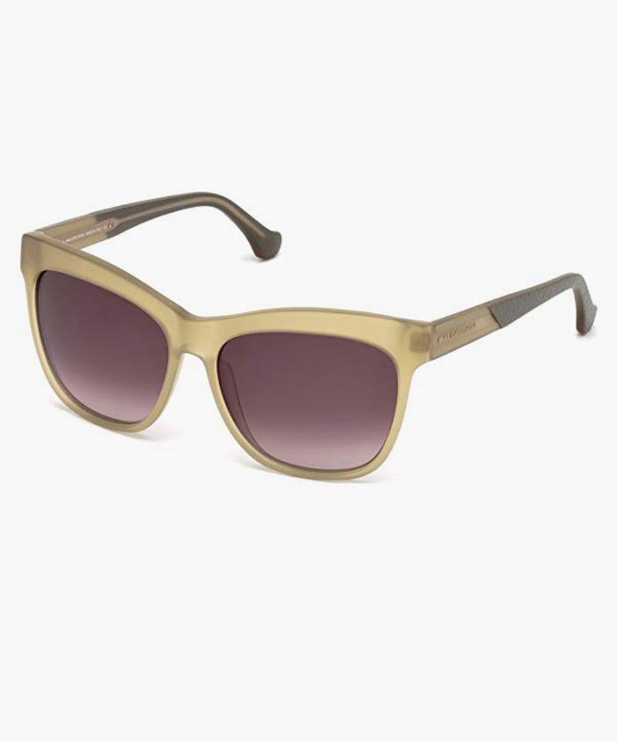 Laurel gold-tone sunglasses