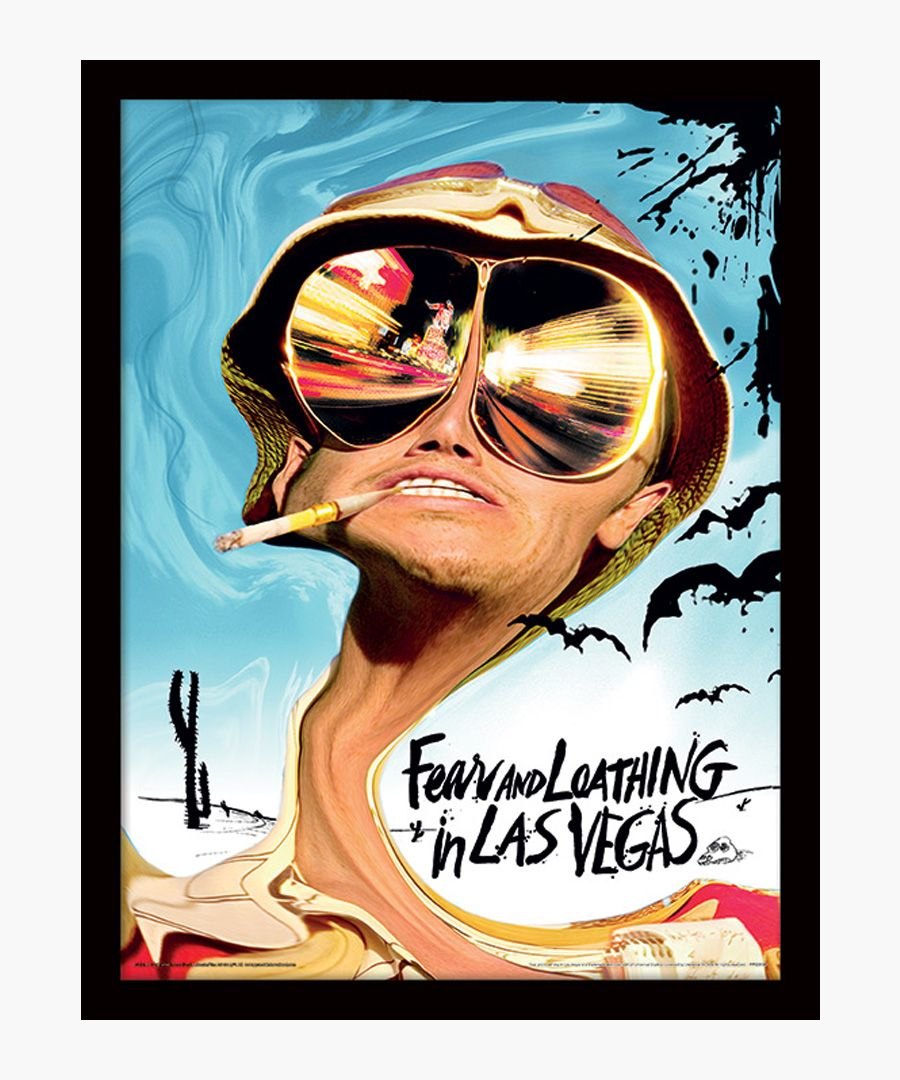 Anonymous Fear and Loathing in Las Vegas Art Print