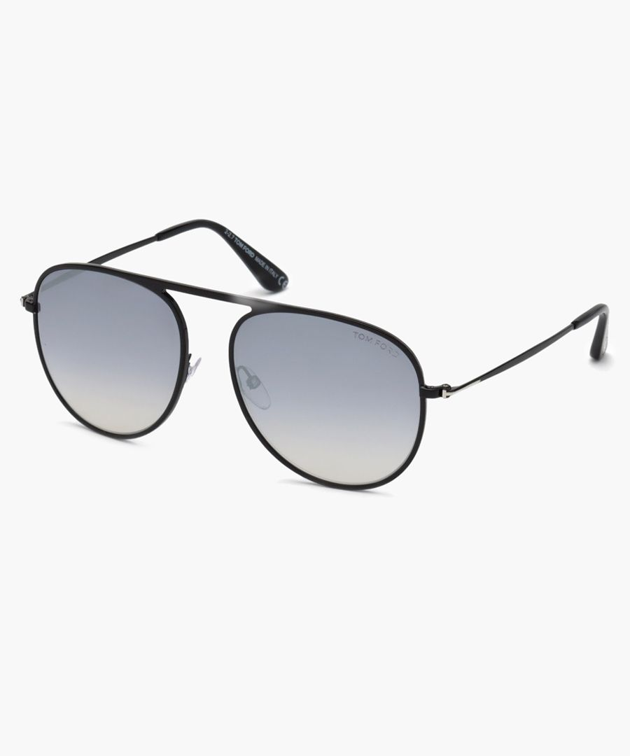 Black and grey sunglasses