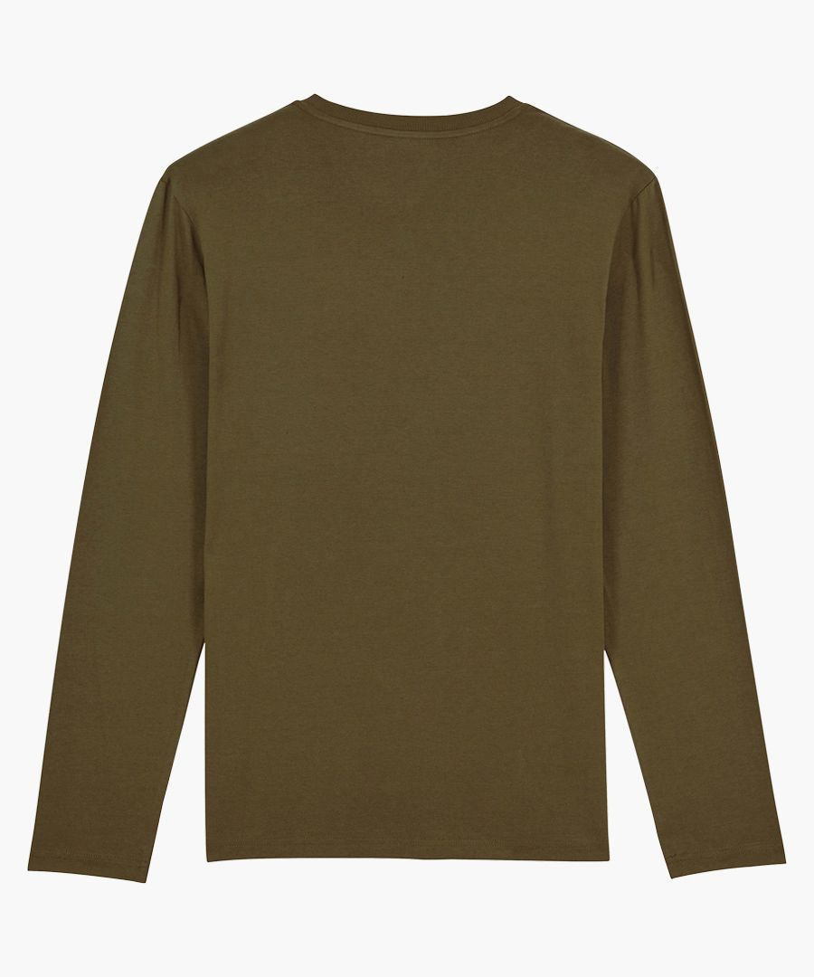 Outdoor Lines khaki long sleeved top