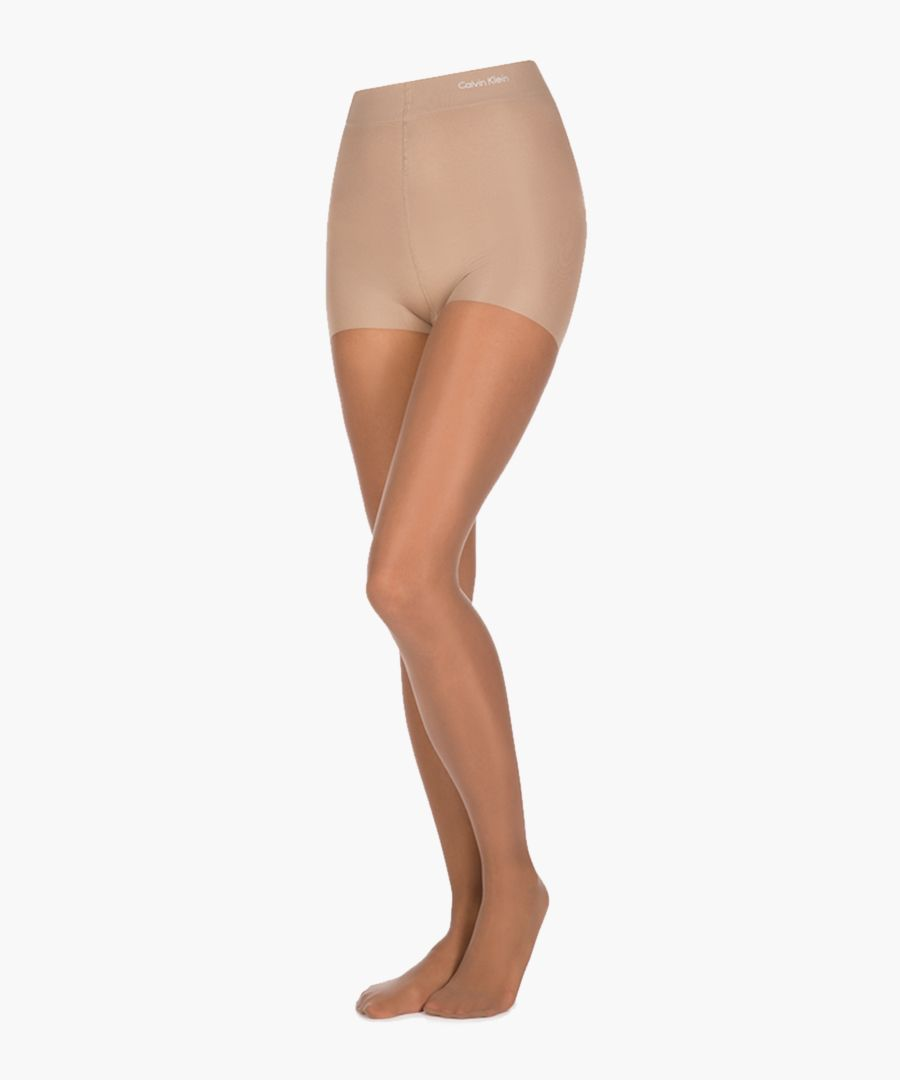2pc Nude matte ultra sheer tights