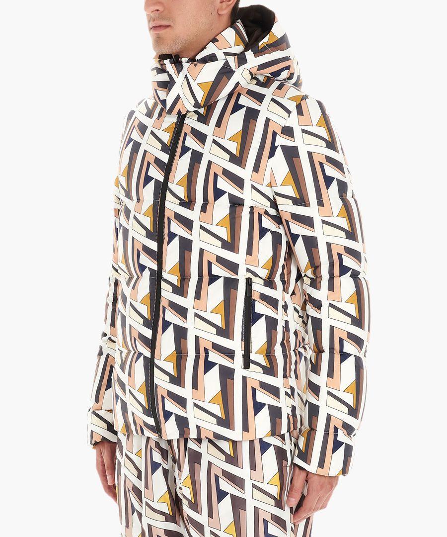 FF futuristic jacket