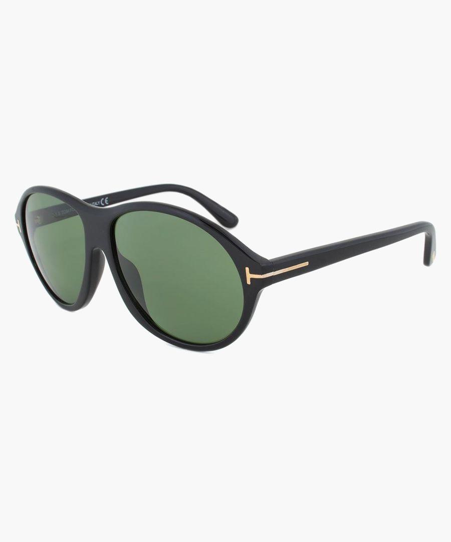 Tyler black sunglasses