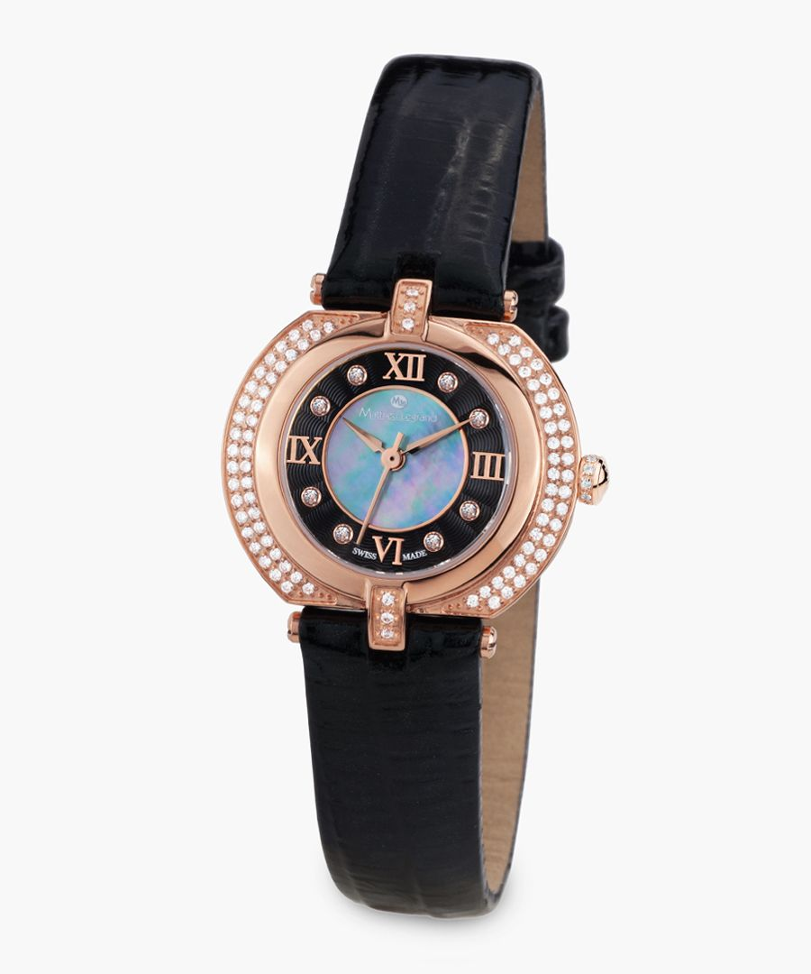 Mille Cailloux black watch