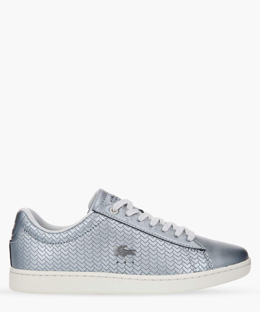 Carnaby evo 119 silver-tone sneakers