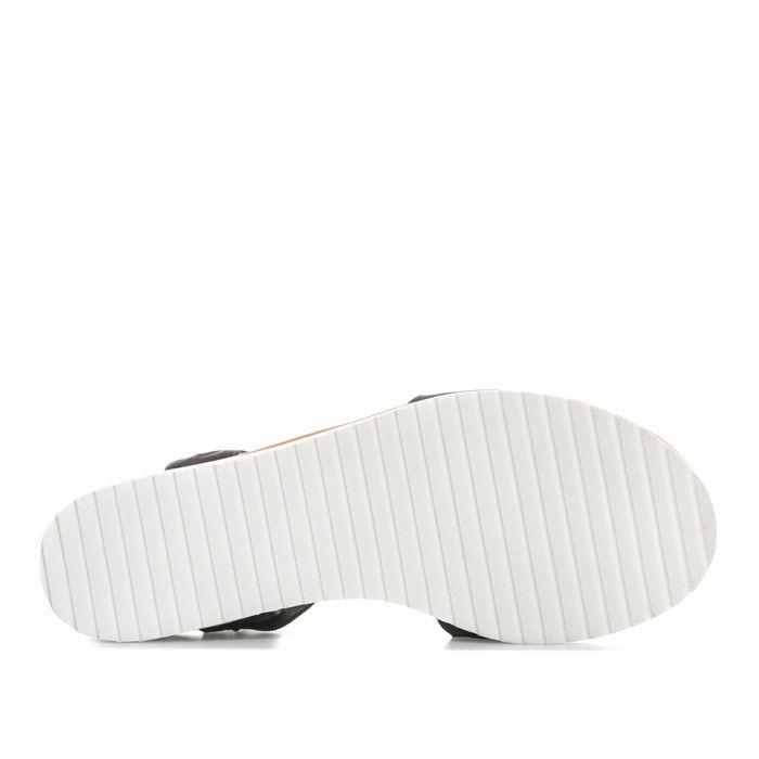 Women's Skechers BOBS Desert Kiss Sandals in Black