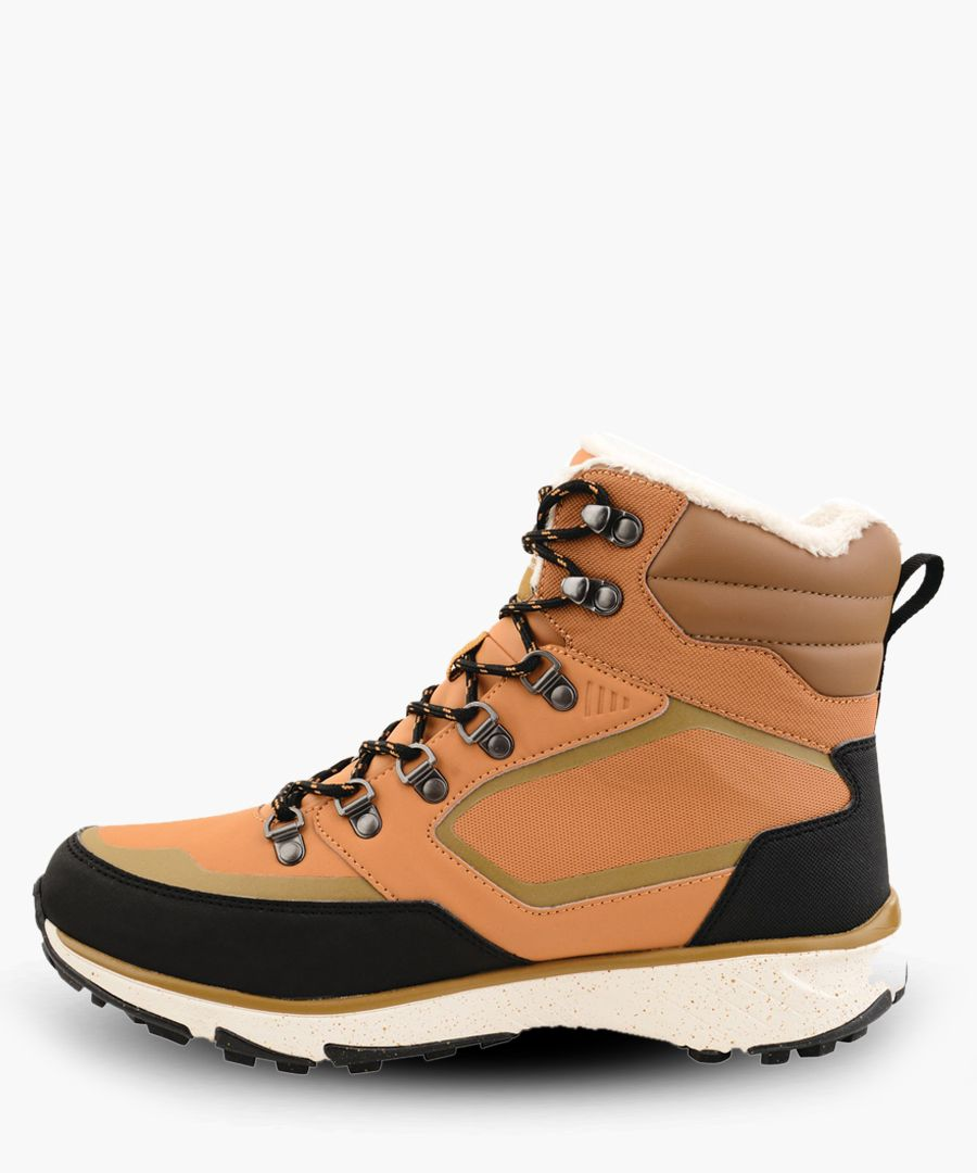 Annecy mid-ankle ski boots