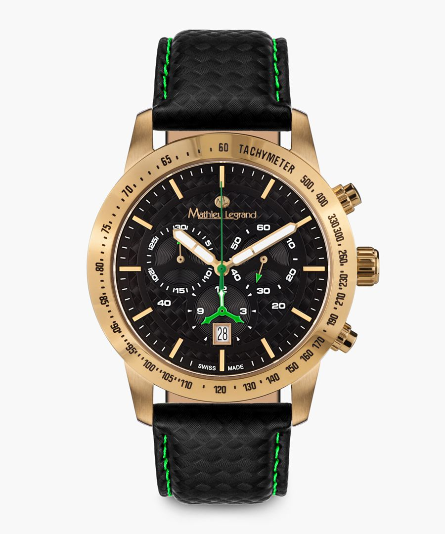 Grande Vitesse black watch