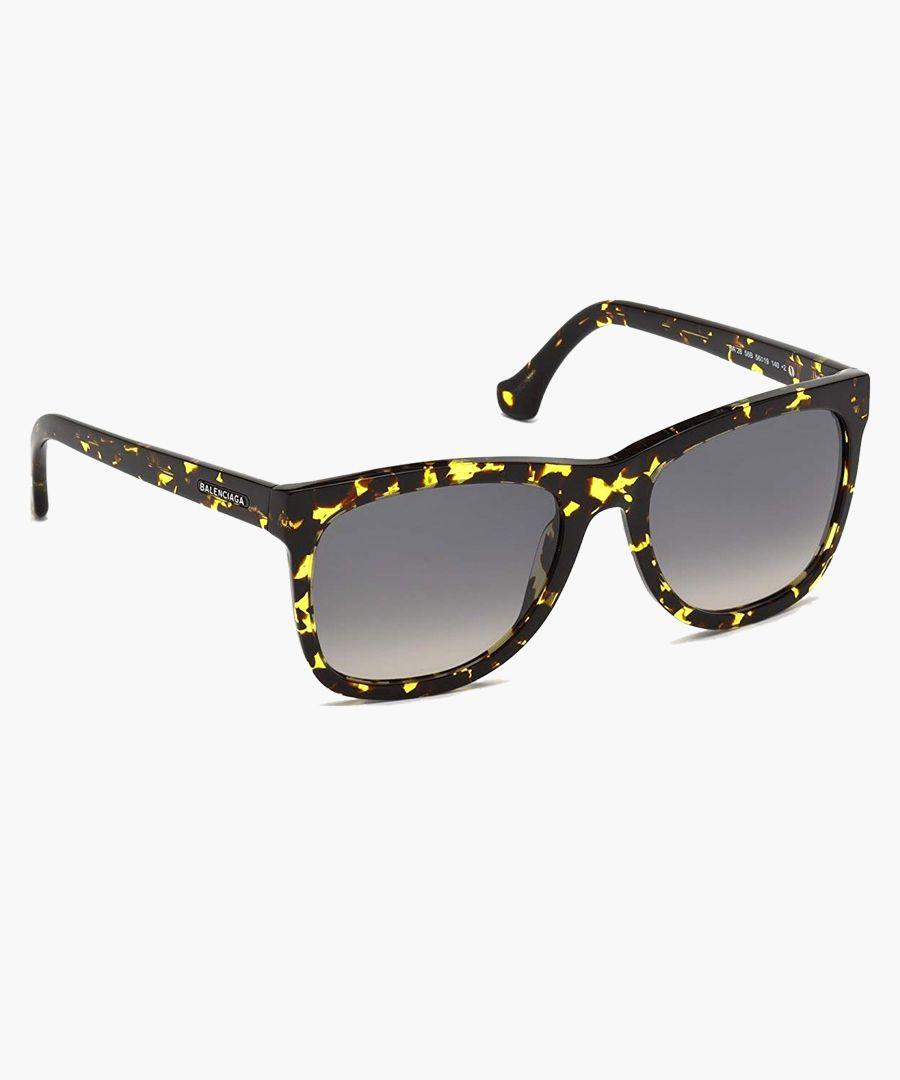 Multi-coloured sunglasses