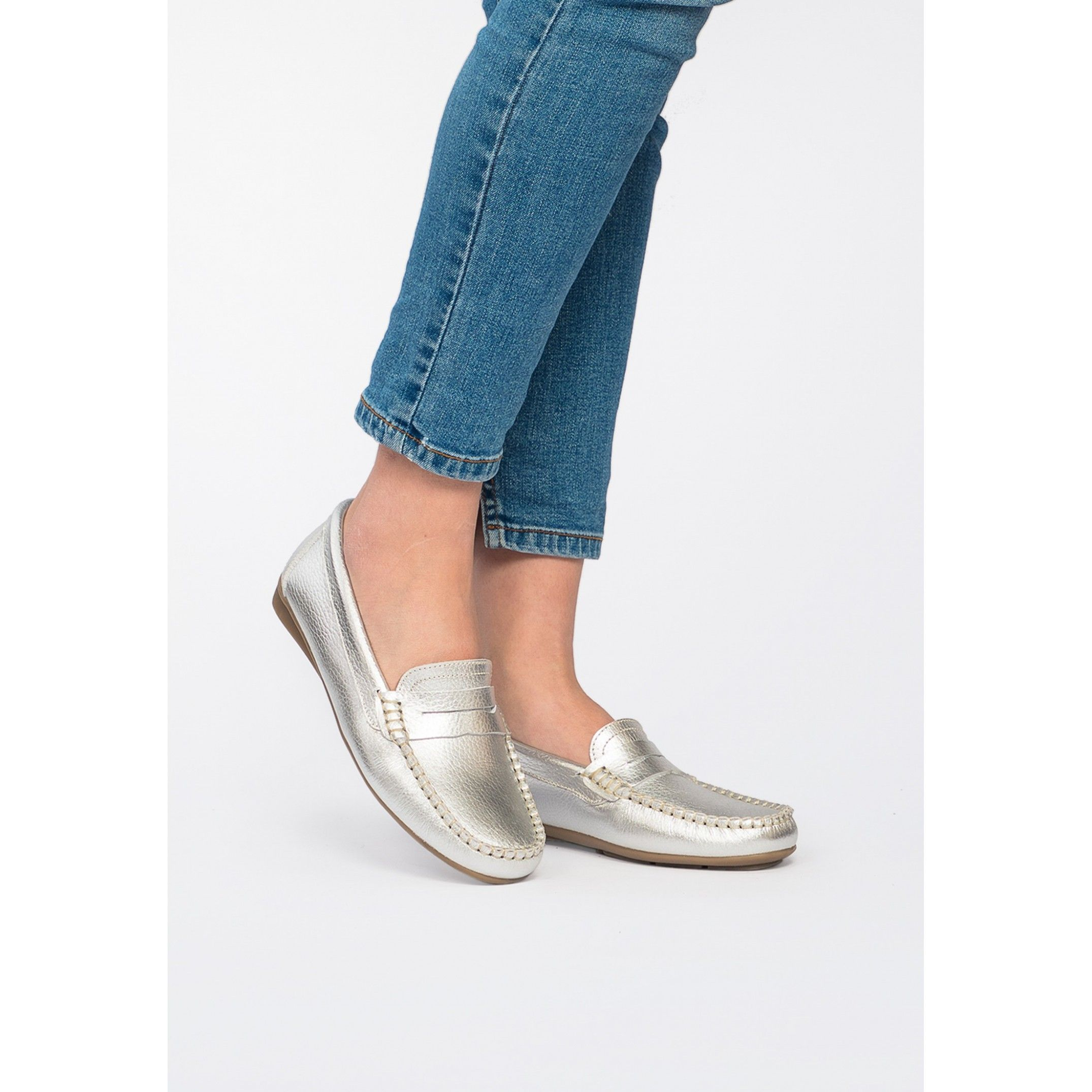 Leather Loafers for Women
