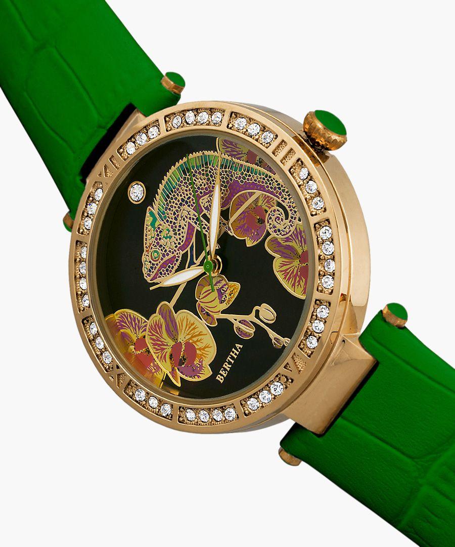 Camilla green watch