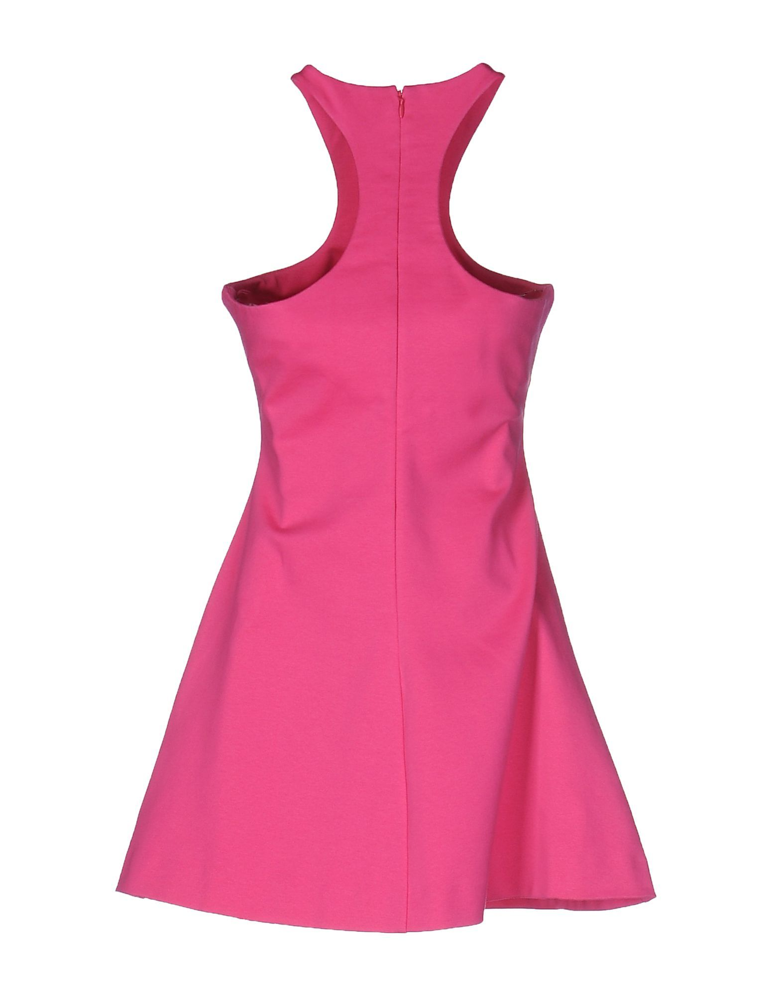 DRESSES Dsquared2 Fuchsia Woman Cotton