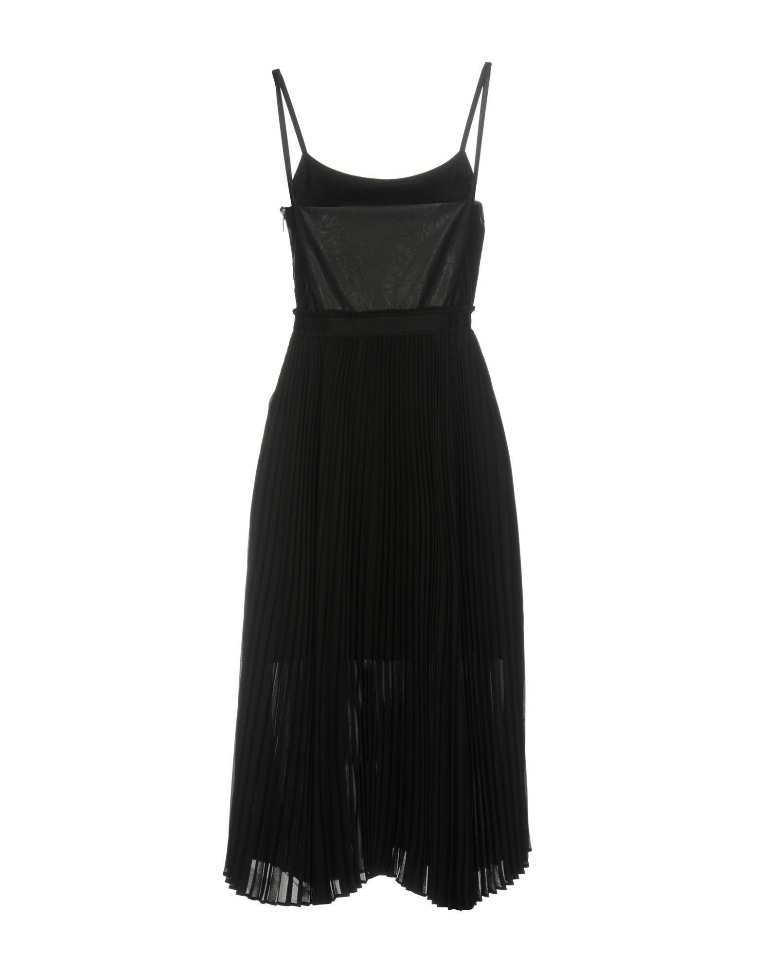 Pinko Black Camisole Dress