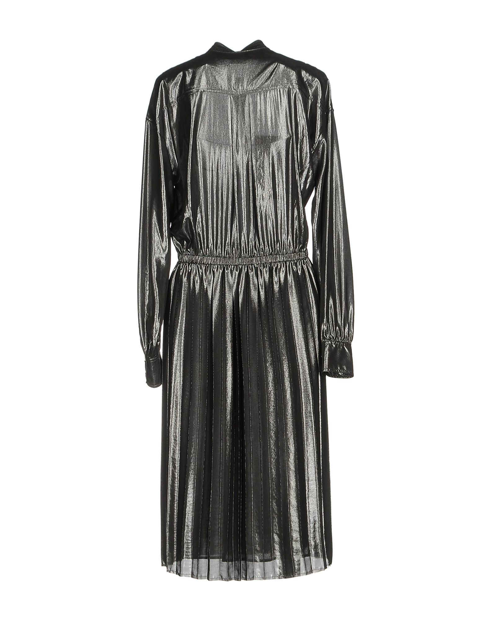 Isabel Marant Etoile Lead Lame Dress
